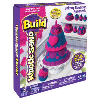 Harga Kinetic Sand Build Crash 'Em Bakery 12Oz Clay