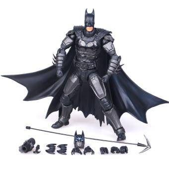 Super Cool Justice League Batman Movable Action Figure Toys For Boys 18cm Height - intl Price Philippines