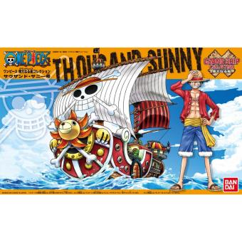 Harga One Piece Thousand Sunny Grand Ship Collection