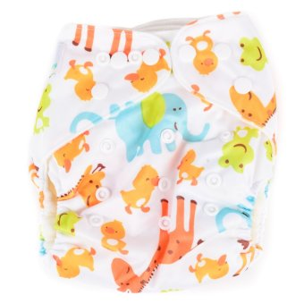 Happy Nappy Animals Cloth Diaper with Insert Price Philippines