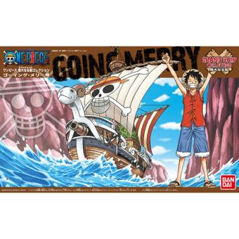 Harga Bandai One Piece Grand Ship Collection- Going Merry