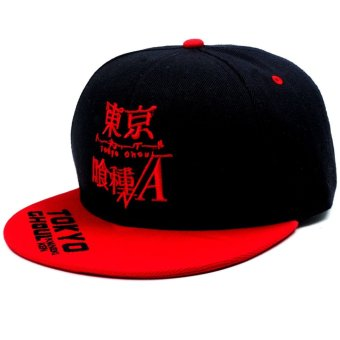 ANIME ZONE Tokyo Ghoul Root A Kaneki Ken Anime Unisex Fashionable Snapback Cosplay Cap Price Philippines