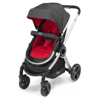 Chicco Urban Stroller (Red Wave) Price Philippines