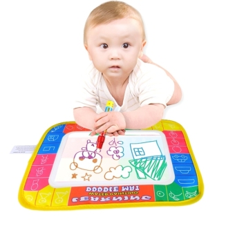 Harga Water Drawing Toys Water Drawing Board Magic Pen Baby Play Mat