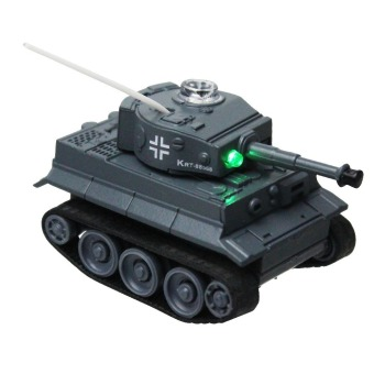 Happy Cow 777-215 Tank-7 Remote Control Toy (Tiger Gray) Price Philippines