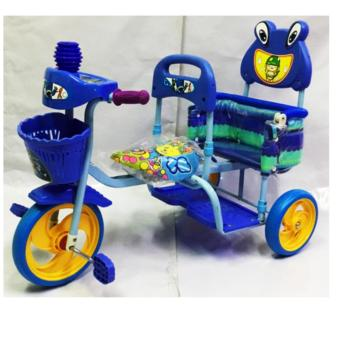 "657R Double Seater Trike for Kids 12"" Price Philippines"