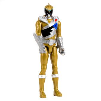 Harga Power Rangers Dino Charge Gold Ranger Figure