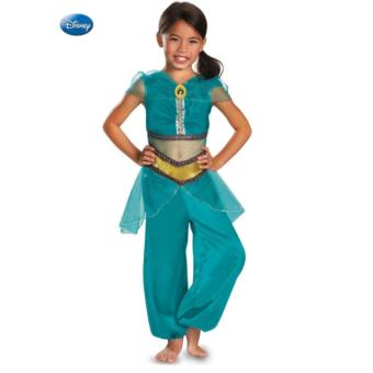 Girl's Disney Jasmine Sparkle Classic Costume Price Philippines