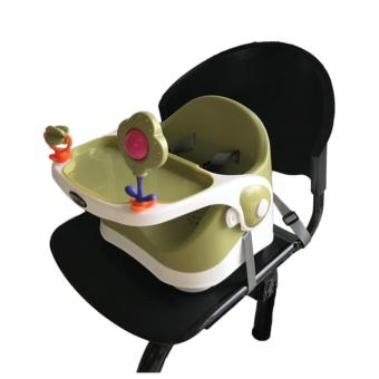 BABY 1ST BOOSTER SEAT WITH PLAY TRAY, GREEN Price Philippines