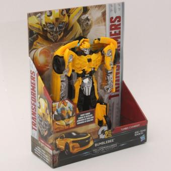 Harga Transformers The Last Knight Bumblebee