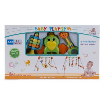 Wonder Years Baby PlayGym (Multicolor) Price Philippines