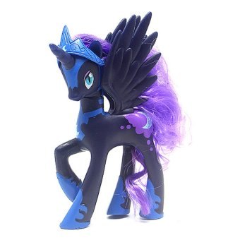 Harga My Little Pony Princess Twilight Sparkle Luna Moon Kid Toy Gift Black