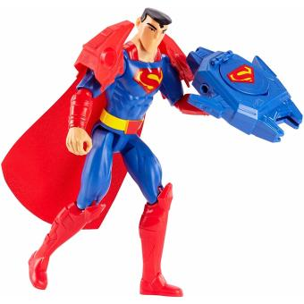 "Justice League 12"" Action Armor Blast Superman Figure with Accessory Price Philippines"
