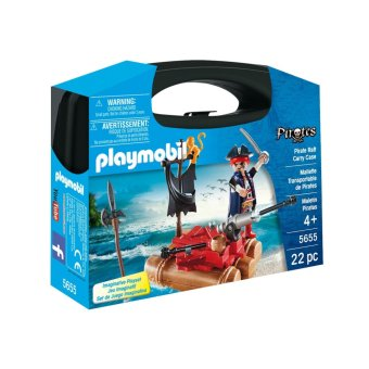 Harga Playmobil Pirate Raft Carry Case