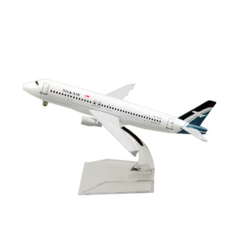 Singapore Silk Air A320 16cm,Metal Airplane Birthday Gift Chiristmas Gift Plane Models Toys Price Philippines