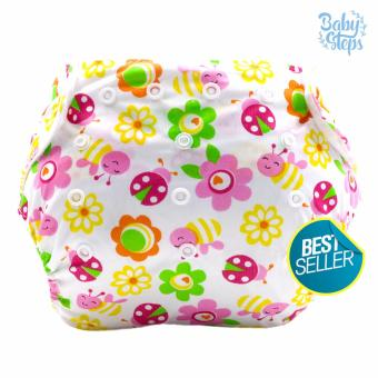 BABY STEPS FlowerBee Baby Diapers Price Philippines