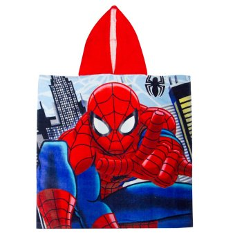 Harga Marvel Spiderman Kid's Hooded Towel