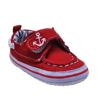 Enfant Baby Casual Shoes (Red) Price Philippines