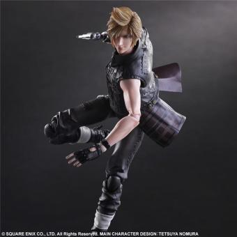 Final Fantasy Play Arts Action Figure Toys Boxed PVC Action Figures Collection Final Fantasy Toys - intl Price Philippines