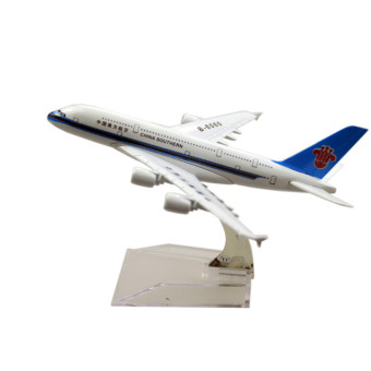 China Southern Airlines Airbus 320 16cm Airplane Models Child Birthday Gift Plane Models Toys Price Philippines