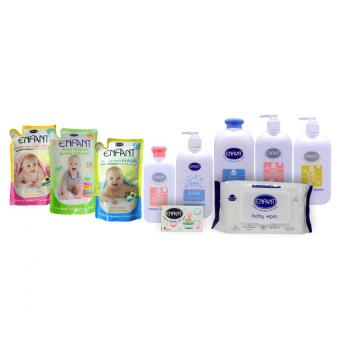 Enfant Baby Toiletries Set Price Philippines