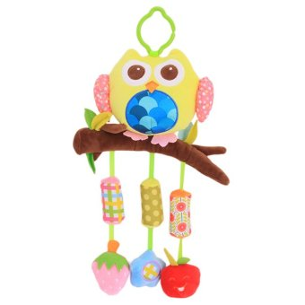 Yingwei Baby Stroller Bell Wind Chimes Bed Baby Toys for Kids Cute OWL Price Philippines