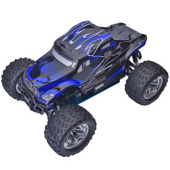Harga GETEK HSP 1/10 Scale Nitro Gas Power Off Road 4wd High Speed Remote Control Car Monster Truck 94188 (Multicolor)