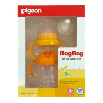 Harga Pigeon Magmag All in One Set