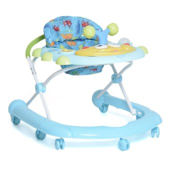 Happy Dino U Shaped Walker (Blue) Price Philippines