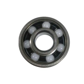 High Speed 608 Hybrid Ceramic Center Bearing for Fidget Finger Spinner Toys Black - intl Price Philippines