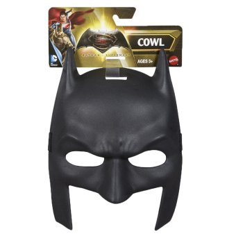 Batman Vs Superman Dawn of Justice Cowl Mask Loose (Black) Price Philippines