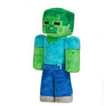 Minecraft Toys MC Zombie Steve Plush Toys Creeper Doll Price Philippines