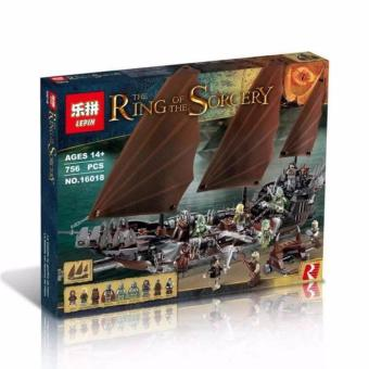 Harga Lepin Ring of the Sorcery No. 16018