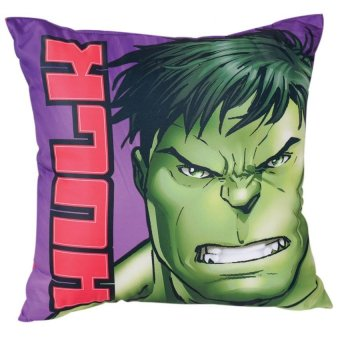 Harga Marvel Muscular Avenger Throw Pillow