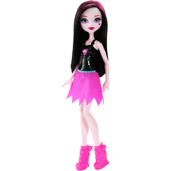Harga Monster High Draculaura Cheerleading Doll