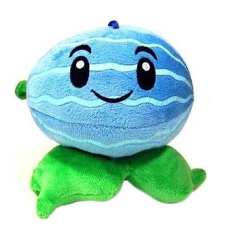 Masingo Plants Vs Zombies 2 Soft Plush Toy Doll Winter Melon Plush Toy 18cm - intl Price Philippines