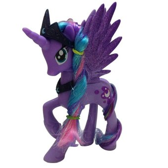 Harga My Little Pony Princess Twilight Sparkle Luna Moon Kid Toy GiftPurple - intl