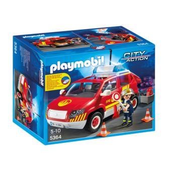 Harga Playmobil Fire Chiefs Car With Lights And Sound