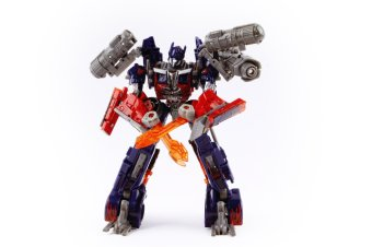 Harga Toy Collections Optimus Prime (Multicolor)