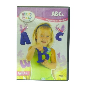 Brainy Baby ABCs VCD Series (New Packaging) Price Philippines