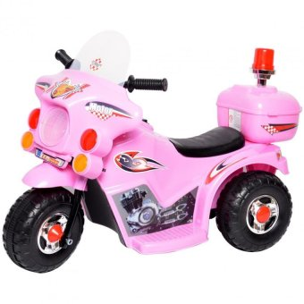 Appliance Galore LL999 Rechargeable Motor Bike (Pink) Price Philippines