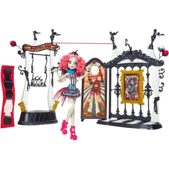 Harga Monster High Core Doll With Accessories - Rochelle Goyle