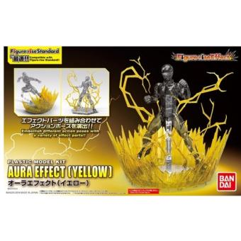 Harga Bandai 4549660129721 Figure-rise Standard Aura effect (yellow) Plastic model kit