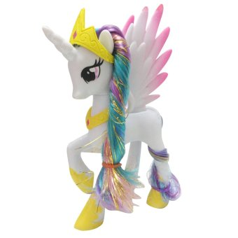 Harga My Little Pony Princess Twilight Sparkle Luna Moon Kid Toy Gift Pink White
