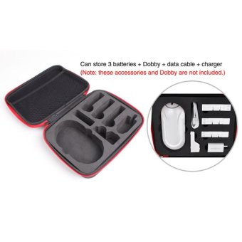 Battery Handheld Bag Case Container For Zerotech Dobby Drone RC Black - intl Price Philippines