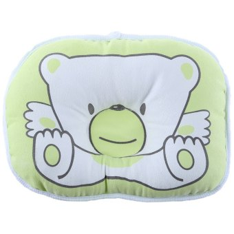 Cute Soft Bear Printed Sleeping Positioner Pillow for Infant Babies Price Philippines