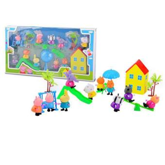 Peppa Pig Pink Pig Toy Set No. PP6096 2 Price Philippines