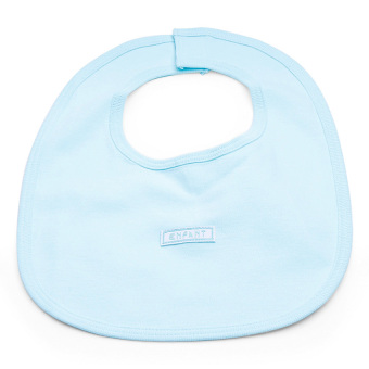 Enfant Bib With Velcro (Torquiose) Price Philippines