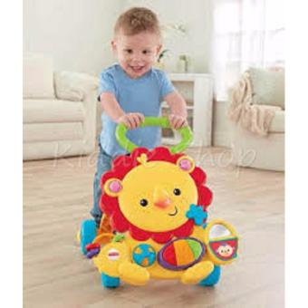 S918 Musical Piano Lion Baby Walker Educational Stand KIDS toy for baby(9-12 MONTHS) Price Philippines
