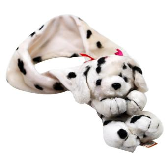Harga Cute Kids Scarf Dalmatian Design